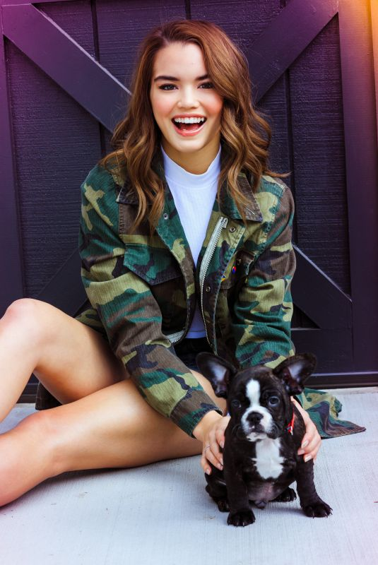 PARIS BERELC for NKD Magazine, March 2018
