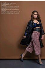 PARIS BERELC in Regard Magazine, April 2018
