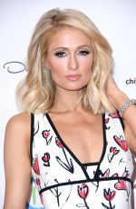 PARIS HILTON at Oscar De La Renta Spring Luncheon in New York 04/17/2018