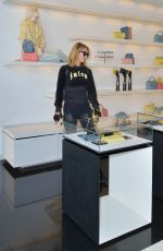 PARIS HILTON Shopping at Chanel Store in Beverly Hills 04/07/2018
