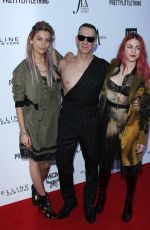 PARIS JACKSON at Daily Front Row Fashion Awards in Los Angeles 04/08/2018