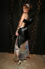 PARIS JACKSON at Dior Sauvage Party in Pioneertown 04/12/2018