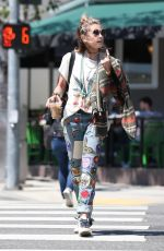 PARIS JACKSON Out in Los Angeles 04/20/2018