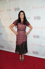 PATTI STANGER at Regard Magazine Spring 2018 Cover Unveiling Party in West Hollywood 04/03/2018