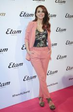 PAULA ECHEVARRIA at Etam Swimwear Ambassador in Madrid 04/10/2018