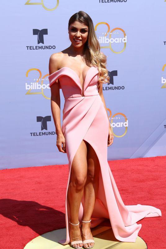 PAULA GALINDO at Billboard Latin Music Awards in Las Vegas 04/26/2018
