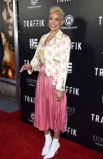 PAULA PATTON at Traffik Premiere in Los Angeles 04/19/2018