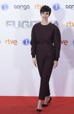 PAZ VEGA at Fugitiva Premiere in Madrid 04/02/2018