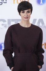 PAZ VEGA at Fugitiva Premiere in Madrid 04/02/2018