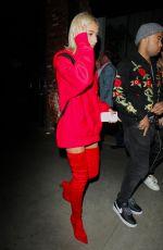 PIA MIA PEREZ at Avenue Nightclub in Los Angeles 04/18/2018