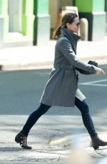 PIPPA MIDDLETON Out and About in London 04/05/2018