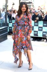 PRIYANKA CHOPRA at AOL Build in New York 04/26/2018