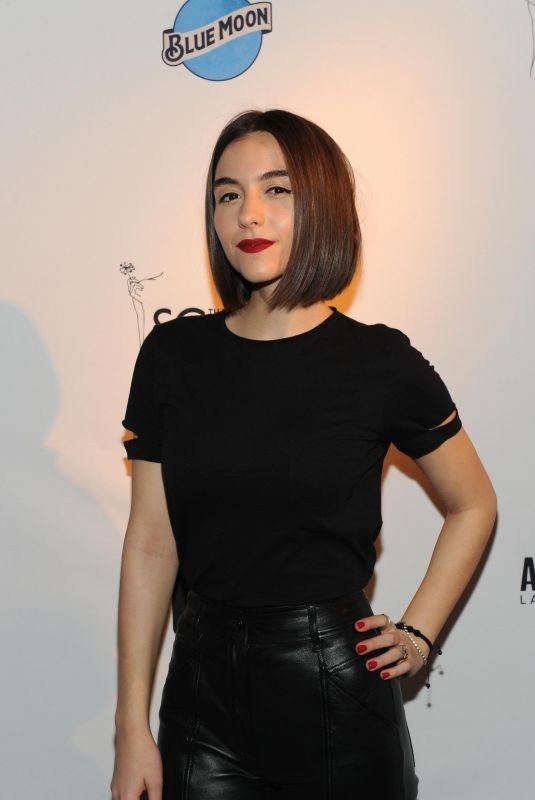 QUINN SHEPHARD at Miseducation of Cameron Post Premiere at Tribeca Film Festival 04/22/2018