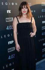 RACHEL KELLER at Legion Season 2 Premiere in Los Angeles 04/02/2018