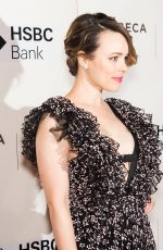 RACHEL MCADAMS at Disobedience Premiere at 2018 Tribeca Film Festival 04/24/2018