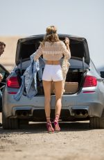 RACHEL MCCORD at Coachella Valley Music and Arts Festival in Palm Springs 04/13/2018