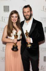 RACHEL SHENTON at Silent Child Oscar Celebration in London 04/03/2018