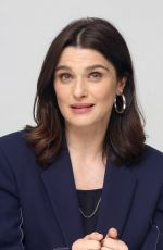 RACHEL WEISZ at a Press Confrence in Beverly Hills 04/18/2018