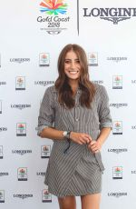 REBECCA HARDING at Longines Records Club Luncheon in Gold Coast 04/10/2018