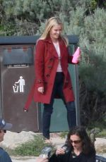 REESE WITHERSPOON and NICOLE KIDMAN on the Set of Big Little Lies in Sausalito 04/12/2018