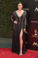 RENEE BARGH at Daytime Emmy Awards 2018 in Los Angeles 04/29/2018