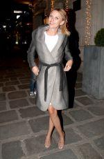 RILEY VOELKEL Arrives at Her Hotel in Paris 04/28/2018