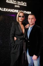RITA ORA at Alain Mikli x Alexandre Vauthier Launch Party in New York 04/05/2018