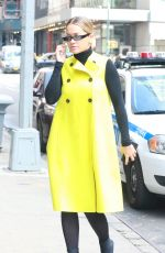 RITA ORA Out and About in New York 04/09/2018