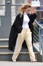 RITA ORA Out in New York 04/10/2018