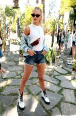 ROMEE STRIJD at Levi's 2018 Coachella Festival Brunch in Palm Springs 04/14/2018