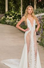 ROMEE STRIJD at Pronovias Fashion Show in Barcelona 04/23/2018