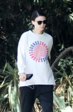 ROONEY MARA Out Hiking in Los Angeles 04/09/2018