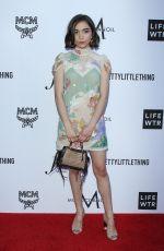 ROWAN BLANCHARD at Daily Front Row Fashion Awards in Los Angeles 04/08/2018