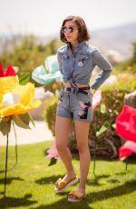 ROWAN BLANCHARD at Festival Kick-off Brunch by Ugg at Coachella Festival 04/13/2018