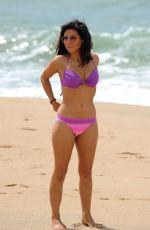 ROXANNE PALLETT in Bikini at a Beach in Portugal 04/28/2018