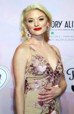 RUBY LEWIS at Power of Love Gala in Las Vegas 04/28/2018