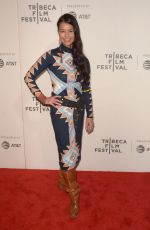 RULAN TANGEN at Woman Walks Ahead Premiere at Tribeca Film Festival 04/25/2018