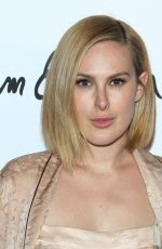 RUMER WILLIS at Marie Claire Fresh Faces Party in Los Angeles 04/27/2018