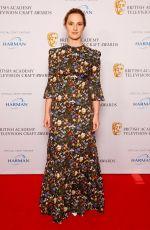 RUTH BRADLEY at Bafta TV Craft Awards in London 04/22/2018