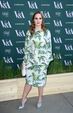 RUTH BRADLEY at Fashioned for Nature Exhibition VIP Preview in London 04/18/2018