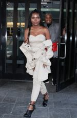 RYAN DESTINY at Good Day New York in New York 04/26/2018