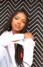 RYAN DESTINY at Revolve x Nicole Richie House of Harlow x Urban Decay Lunch in Palm Springs 04/13/2018