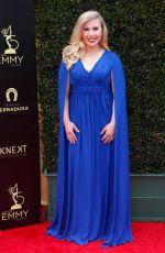 SAINTY NELSEN at Daytime Emmy Awards 2018 in Los Angeles 04/29/2018