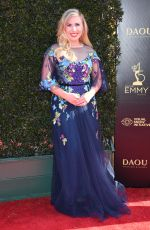 SAINTY REID at Daytime Creative Arts Emmy Awards in Los Angeles 04/27/2018