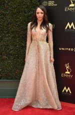 SAL STOWERS at Daytime Emmy Awards 2018 in Los Angeles 04/29/2018