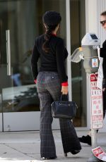 SALMA HAYEK Out and About in Los Angeles 04/12/2018
