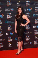 SAM QUEK at BT Sport Industry Awards in London 04/26/2018