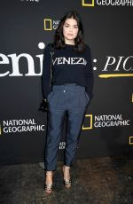 SAMANTHA COLLEY at Genius Picasso Photocall in New York 04/19/2018