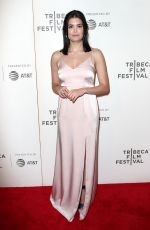 SAMANTHA COLLEY at Genius Picasso Premiere at Tribeca Film Festival in New York 04/20/2018