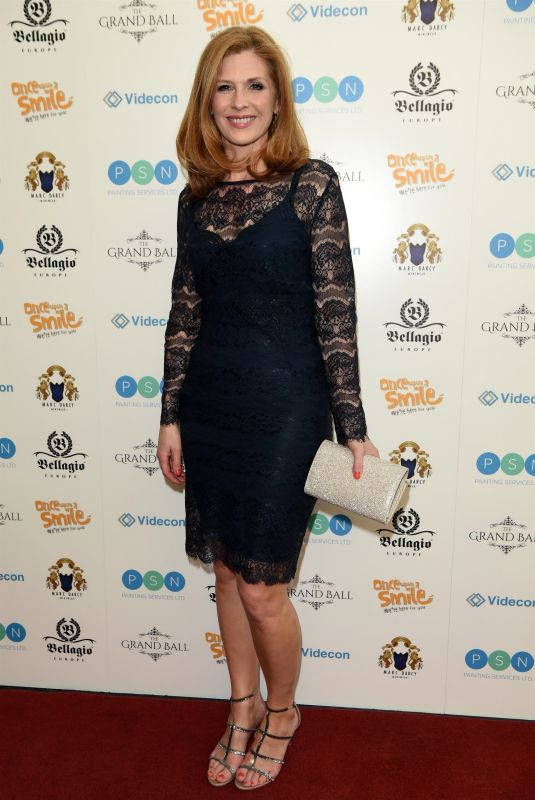 SAMANTHA GILES at Once Upon a Smile Grand Ball in Manchester 04/21/2018